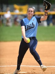 IHA vs. Indian Hills in the Bergen County Softball