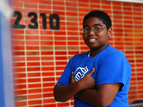 Jeffrey Hunt is Youth of the Year for Boys & Girls