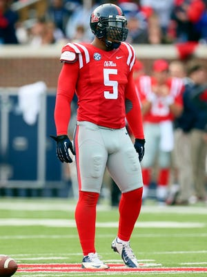 Ole Miss sophomore defensive end Robert Nkemdiche, one of the top recruits in the 2013 class, admitted he tried too hard last season, when he didn't live up to preseason expectations.
