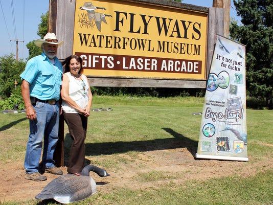 Flyways Waterfowl Museum