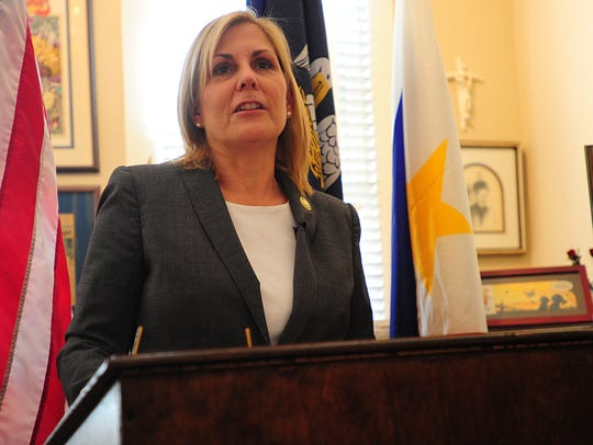 State Rep. Nancy Landry (R-Lafayette)