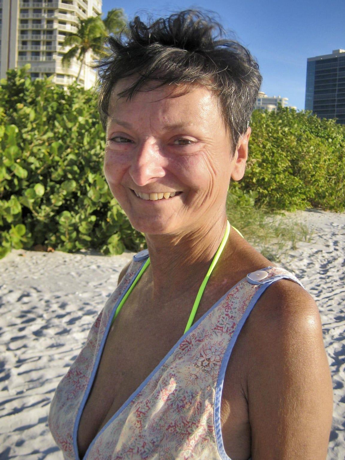 Minneapolis resident Judy Gallas was born Georgia Stathopoulos