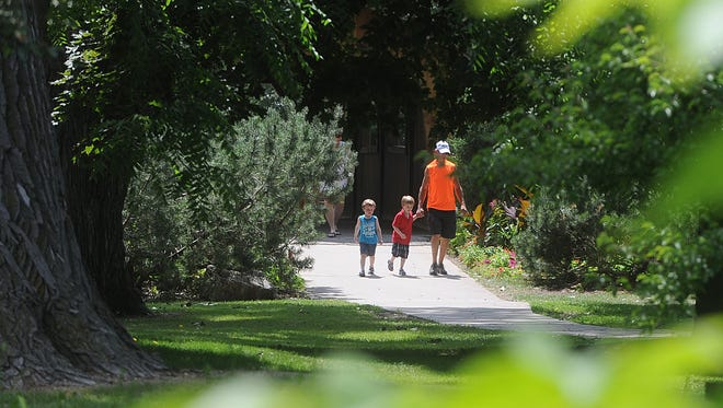 Lakeside Park to receive city funding for several projects.