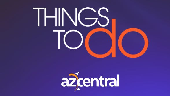 Find the best things to do around Phoenix with our new app.