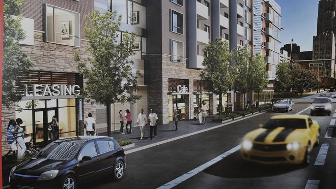 The Platform development group aims to create hundreds of new housing units near the 3.3-mile QLine.