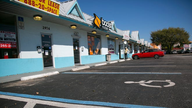 The owner of Sungold Plaza in Fort Myers was sued along with some of the businesses for compliance with the Americans with Disabilities Act. The case was settled.