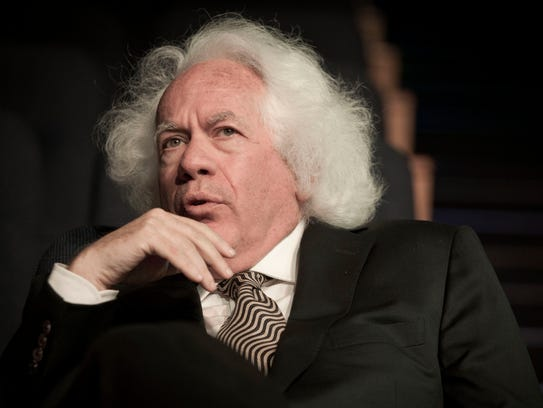 One-time New Republic literary editor Leon Wieseltier