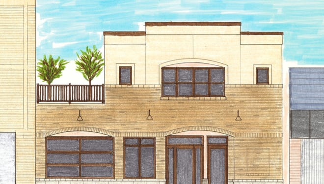 Three studio apartment sized Airbnbs are planned for the second floor of a now vacant building on Greenfield Avenue in downtown West Allis. The BnBs will have full kitchens and a patio. The downstairs could be anything from a brewery to a bar/restaurant.
