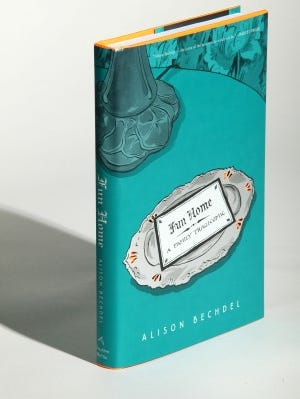 'Fun Home' by Alison Bechdel