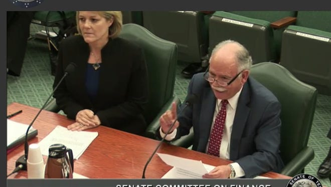 On Wednesday, Jan. 25, 2017, Texas A&M System leaders each pleaded their case to keep the special items with the Senate Committee on Finance.