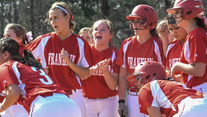 Franklin make the deepest playoff run of any WNC Athletic Conference softball team.