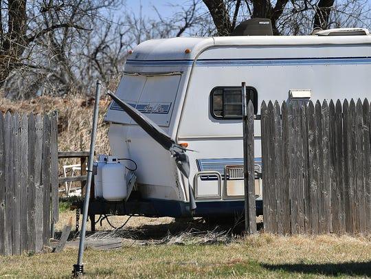 Wichita County Sheriff's deputies are investigating