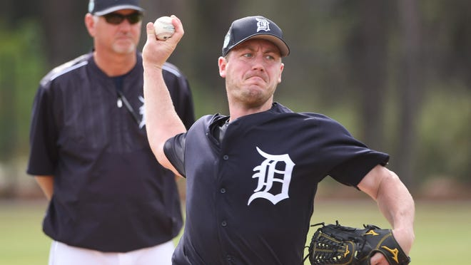 After a strong start, Jordan Zimmermann had a rough first season with the Tigers, thanks to some nagging injuries.