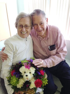 Matthew Harper, 83, and Marguerite Harper, 80, of Howell were married for 60 years when they died 60 hours apart on Monday and Wednesday of last week due to natural causes. The two loved to travel all over the country visiting friends and family.