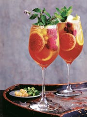 "The World's Best Pimm's Cup, as featured in ""Day Drinking:"