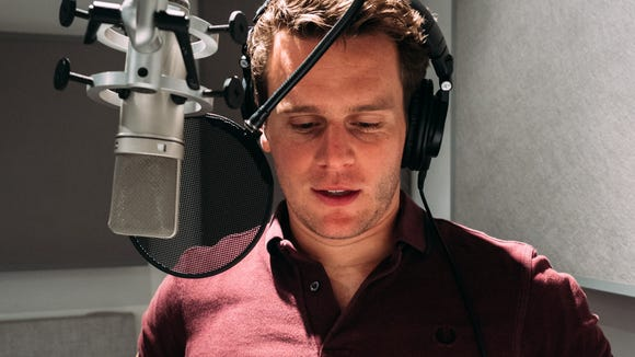 Broadway star Jonathan Groff stars in musical '36 Questions,'