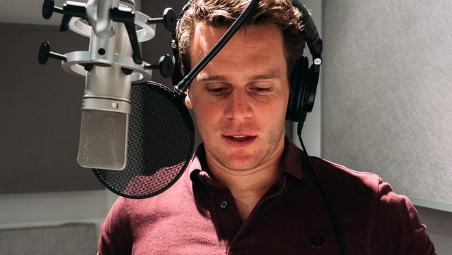 Broadway star Jonathan Groff stars in musical '36 Questions,' an audio-only show. It's a must-listen.