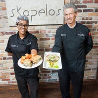 Table Settings: Skopelos at New World to take diners on 7-course vegan, wine experience