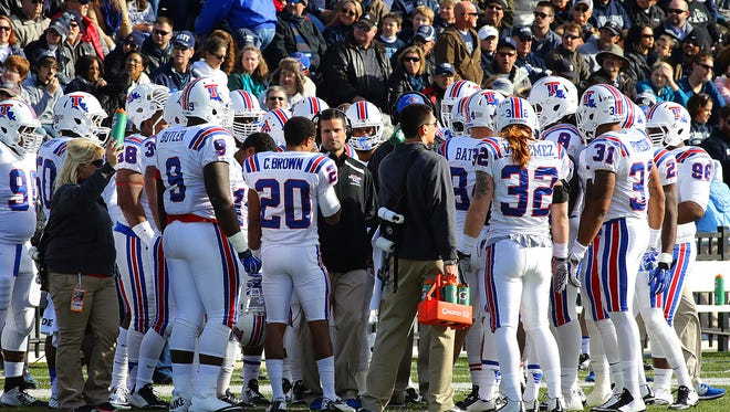 Louisiana Tech will be without several starters for Saturday's C-USA title game due to academic issues.