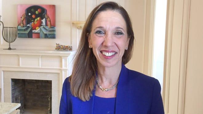 Assemblywoman Amy Paulin, D-Scarsdale