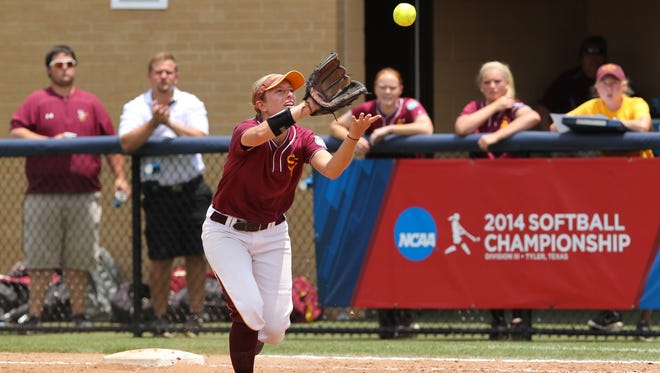 The Salisbury University softball team defeated national champion Tufts.