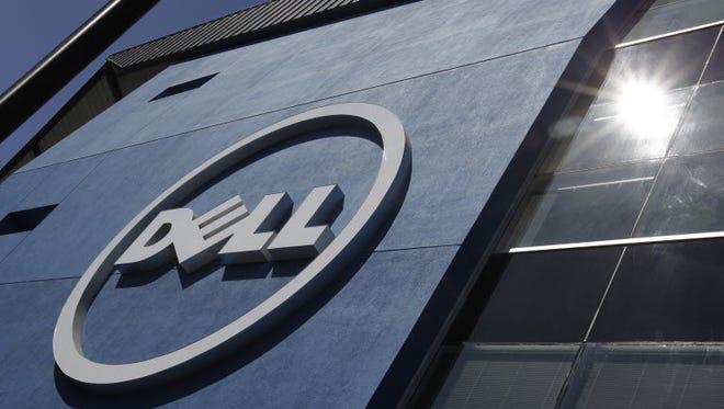 Dell's offices in Santa Clara, Calif., in 2012.