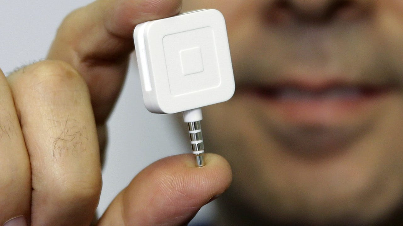 Square shares fall after reporting mixed first quarter results