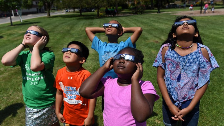 Where and how to watch the 2017 eclipse