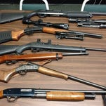 Here is a sample of the guns found recently during a Richland, Ashland and Morrow county investigation.