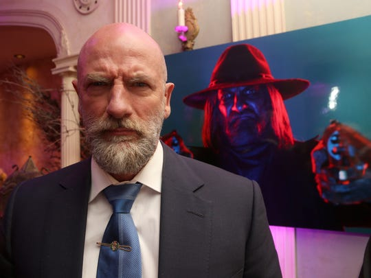 Actor Graham McTavish.