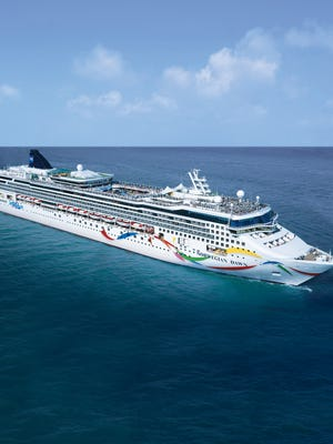 Norwegian Cruise Line is hiking service charges, effective April 1.