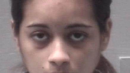 Maryuri Estefany Calix-Macedo, 22, has been charged with attempted murder. Police say she left her newborn child to die in the recycling bin of a local church.