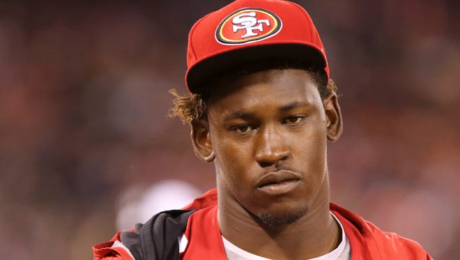 Aldon Smith has 3.5 sacks in the first two games of the season.