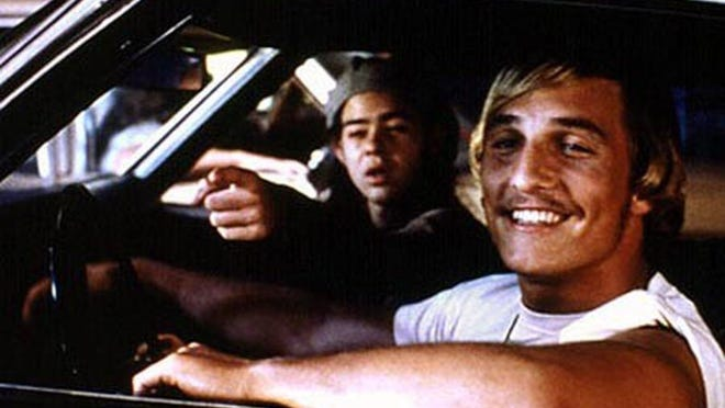 "Matthew McConaughey (foreground), Rory Cochrane and the rest of the ""Dazed and Confused"" cast had as much fun making the movie as people did seeing it, according to a new oral history of the 1993 film."