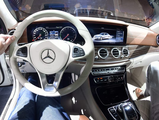 Mercedes benz tech brings cars closer to self driving thecheapjerseys Images