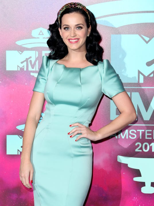 AP Netherlands 2013 European MTV Awards Arrivals
