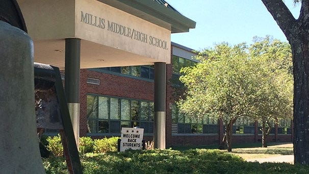 The Millis School Committee voted on Thursday night to start the school year this fall under a full remote learning model, with plans to re-evaluate in mid-October.