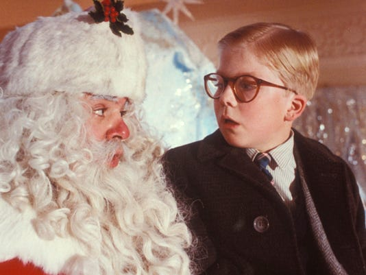 XXX ZX64457 CHRISTMAS STORY MOVIE A ENT