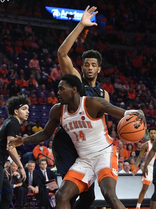 basketball, 2018, clemson, Pitt