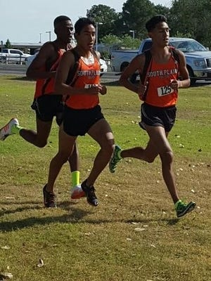 Former Eastwood High School runners Deric Martinez and Jose Silva spent the last two years running for South Plains. They will now go to two different Division-1 schools.