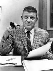 C.R. Kinard, former Abilene mayor, created Kinard &