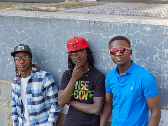 A2VT is an African hip-hop group that will perform