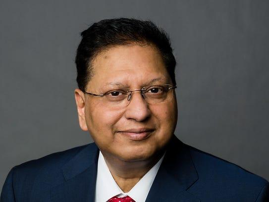 Sovereign Health CEO Tonmoy Sharma