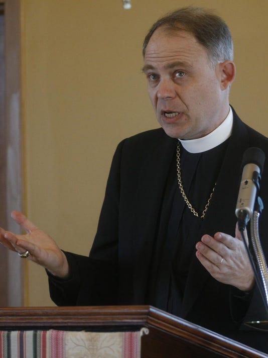 Rev. John Bauerschmidt