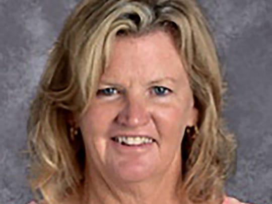 Mary Beth Watkins, Naples boys xc coach