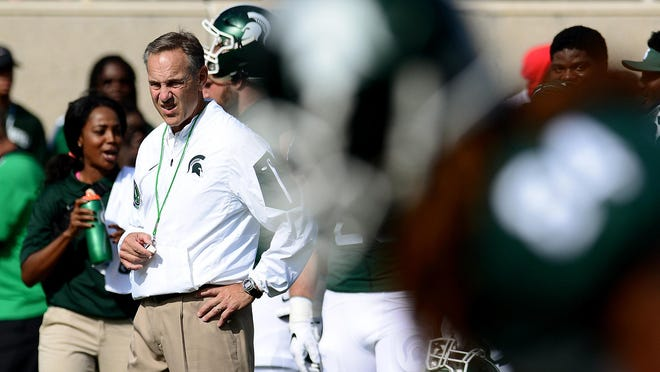 Mark Dantonio has done the improbable, turning MSU football into a national power. But wasn't this supposed to be more fun?