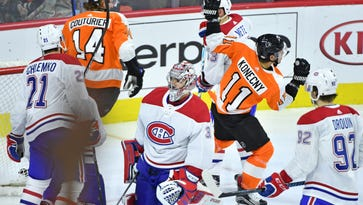 Flyers vs. Canadiens: 3 things to watch in Game 60
