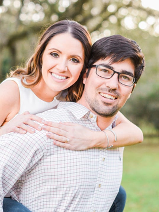 Engagements: Kary Delcambre & John Ross Prudhomme
