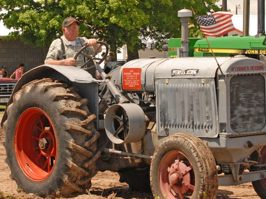 Newton Tractor Pull