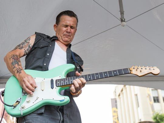 Wilmington rockabilly stalwarts The Bullets will perform at Oddity Bar in Wilmington Thanksgiving Eve.